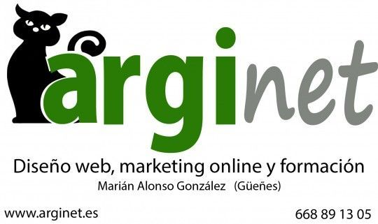 Arginet, diseño paginas web, marketing online y formación
